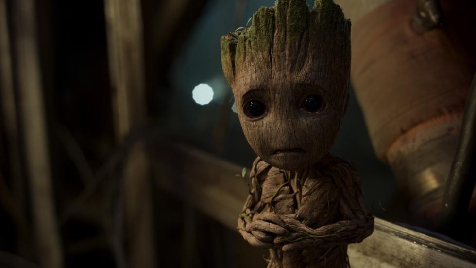 Lange scène Teen Groot uit 'Guardians of the Galaxy Vol. 2' vrijgegeven