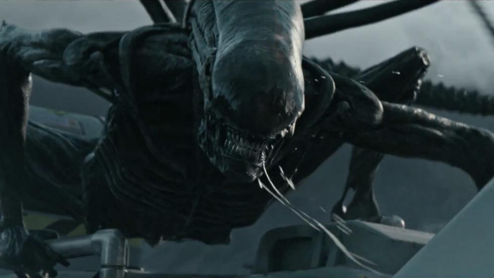 James Cameron vol lof over 'Alien: Covenant'