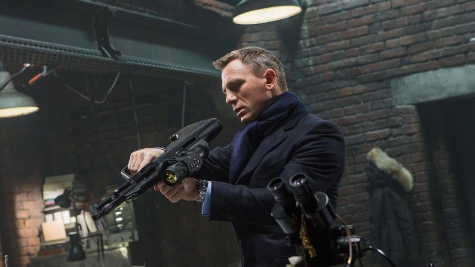 Officieel: Daniel Craig nog één keer James Bond!
