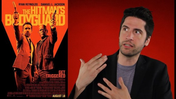 Jeremy Jahns - The hitman's bodyguard - movie review