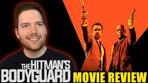 Chris Stuckmann - The hitman's bodyguard - movie review