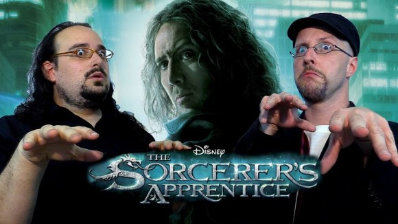 Channel Awesome - The sorcerer's apprentice - nostalgia critic