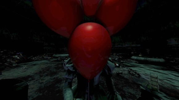 It - cinematic VR experience trailer