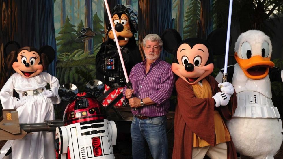 George Lucas geeft soms advies voor 'Star Wars'