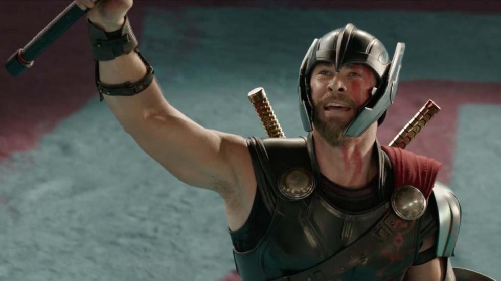 Achttien foto's geven goede indruk van Marvel-film 'Thor: Ragnarok'