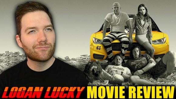 Chris Stuckmann - Logan lucky - movie review