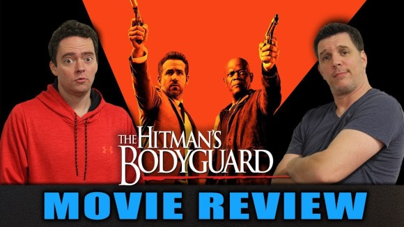 Schmoes Knows - The hitman's bodyguard movie review