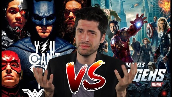 Jeremy Jahns - Justice league unwatchable!? dceu vs mcu - can't we all get along?