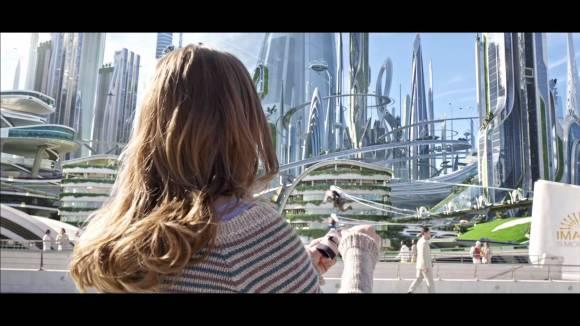 Disney's Tomorrowland - What Is Tomorrowland