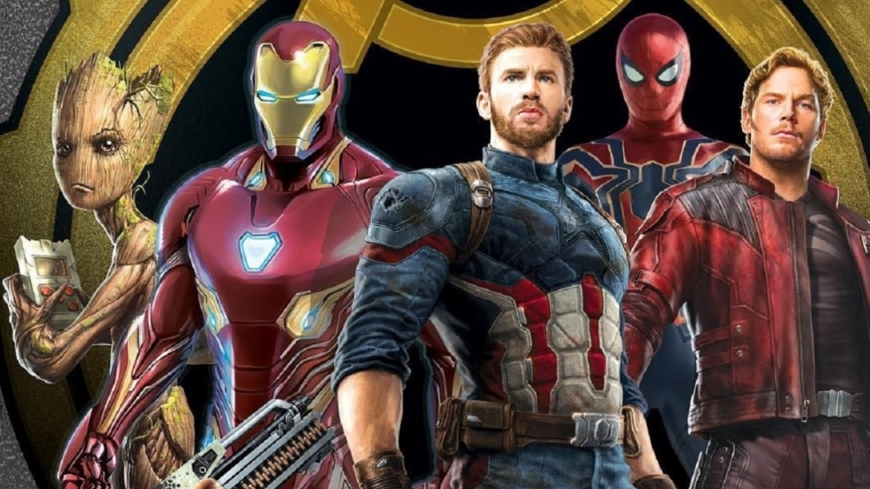 Guardians, Avengers en Spider-Man op 'Avengers: Infinity War' promo-poster!
