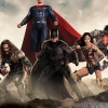 Superman op promofoto 'Justice League'
