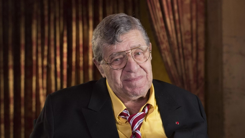 Legende Jerry Lewis overleden