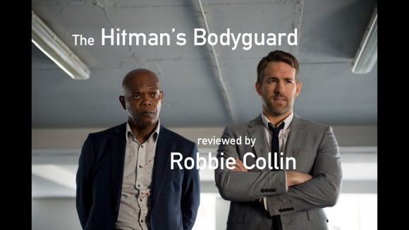 Kremode and Mayo - The hitman's bodyguard reviewed by robbie collins