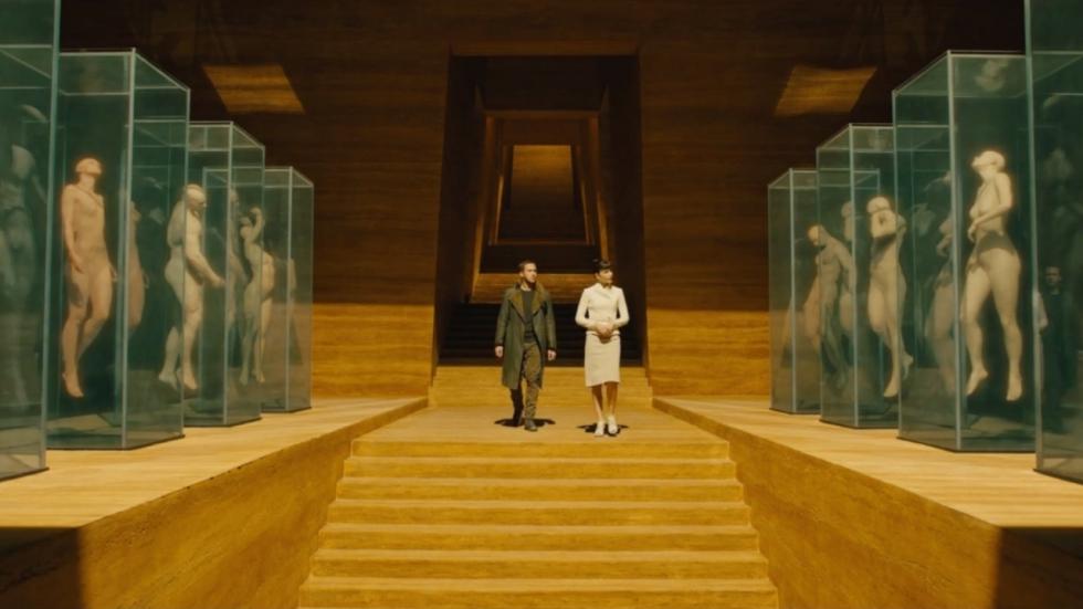 Mensheid in gevaar in trailer 'Blade Runner 2049'