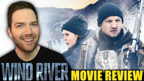 Chris Stuckmann - Wind river - movie review