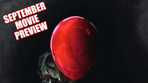 Schmoes Knows - September 2017 movies preview- it, mother!, kingsman: the golden circle