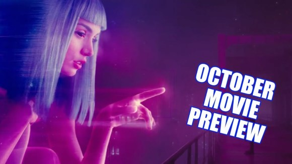 Schmoes Knows - October 2017 movies preview - blade runner 2049, jigsaw, the snowman
