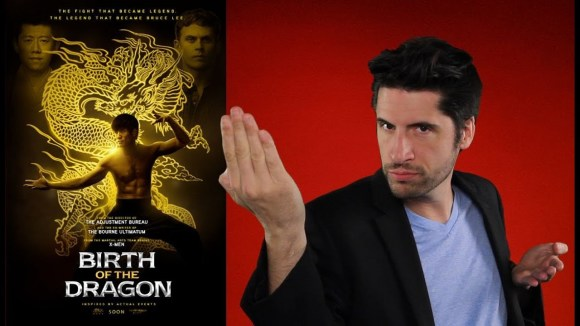 Jeremy Jahns - Birth of the dragon - movie review