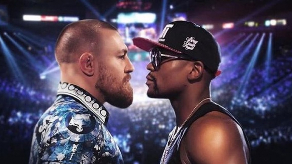 Clash Mayweather-McGregor slaat Box Office knockout