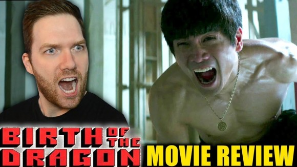 Chris Stuckmann - Birth of the dragon - movie review