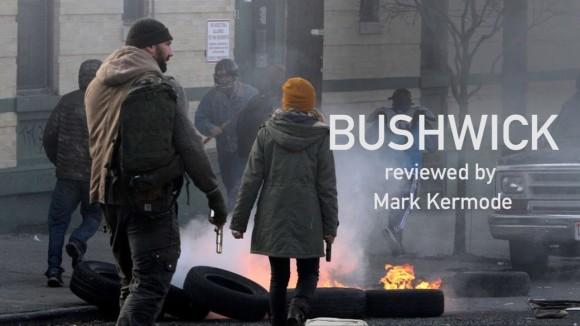 Kremode and Mayo - Bushwick reviewed by mark kermode