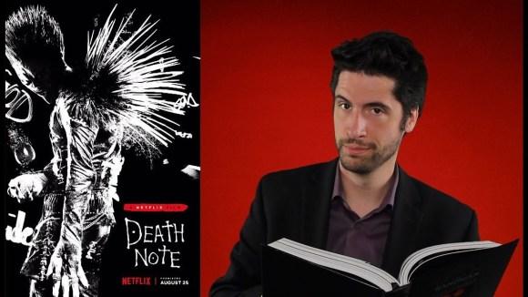 Jeremy Jahns - Death note - movie review