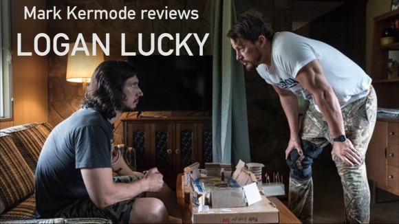 Kremode and Mayo - Logan lucky reviewed by mark kermode