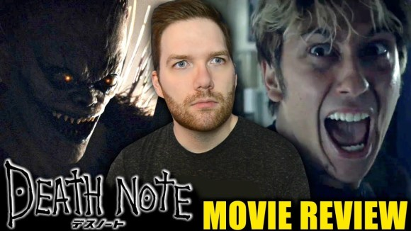 Chris Stuckmann - Death note - movie review