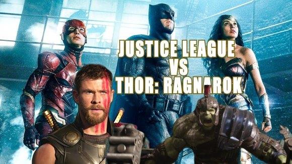 Schmoes Knows - Justice league or thor: ragnarok???