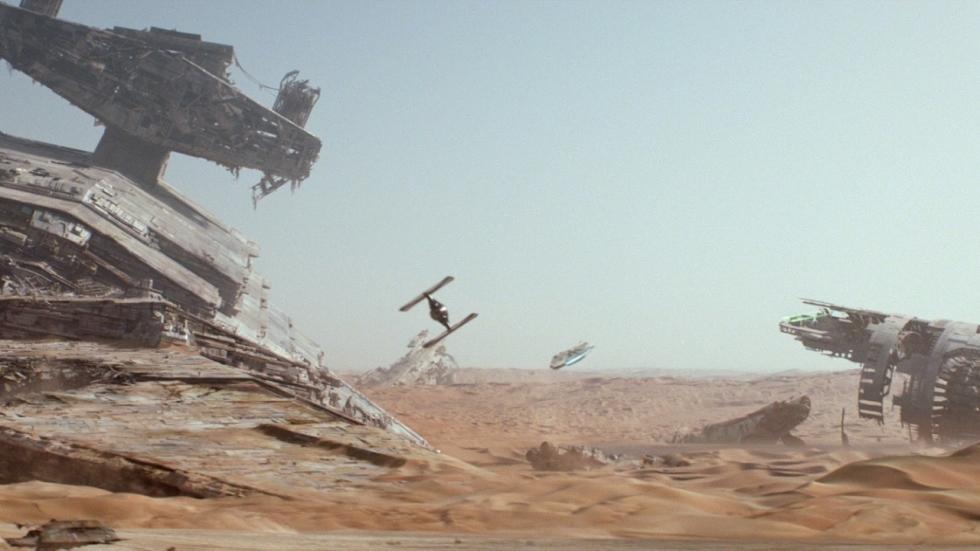 Gerucht: 'Star Wars: Episode IX' keert terug naar Jakku