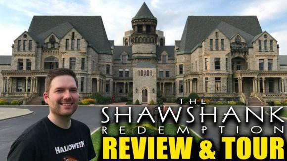 Chris Stuckmann - The shawshank redemption - review & tour