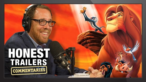 ScreenJunkies - Lion king director reacts to honest trailer! - honest reactions w/ rob minkoff