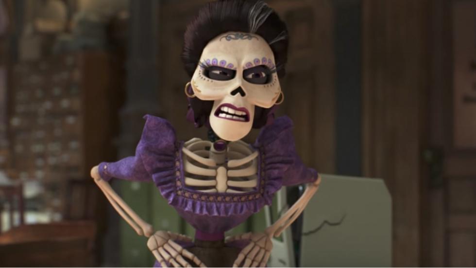 Design skeletten in Pixars 'Coco' was hele uitdaging