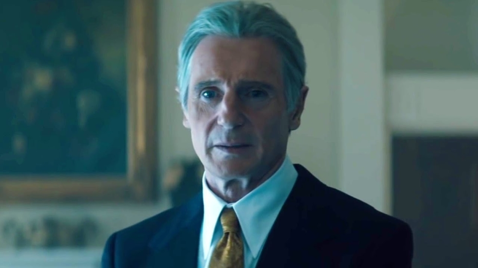 Liam Neeson is Deep Throat in nieuwe trailer 'Mark Felt: The Man Who Brought Down the White House'