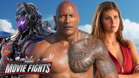 ScreenJunkies - Worst movie of summer 2017?! - movie fights!