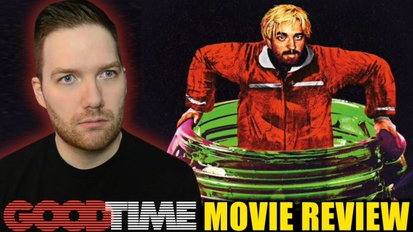 Chris Stuckmann - Good time - movie review