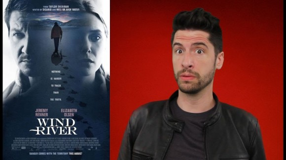 Jeremy Jahns - Wind river - movie review