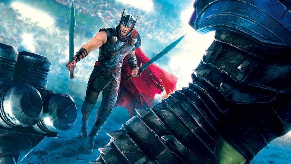 Nieuwe details 'Thor: Ragnarok' dankzij trailer en speelgoed