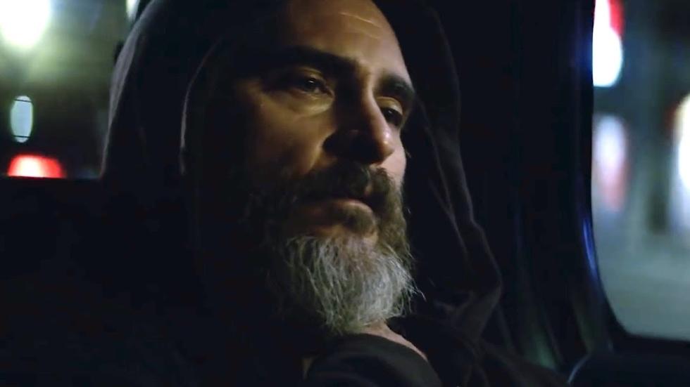 Joaquin Phoenix op zijn best in trailer Cannes-favoriet 'You Were Never Really Here'