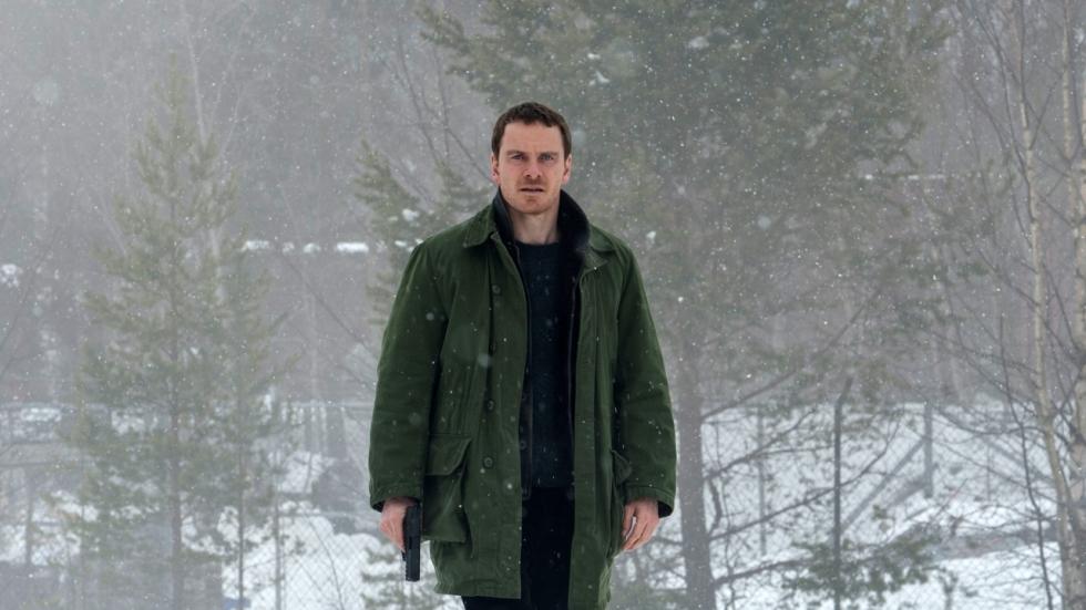 Intense trailer 'The Snowman'