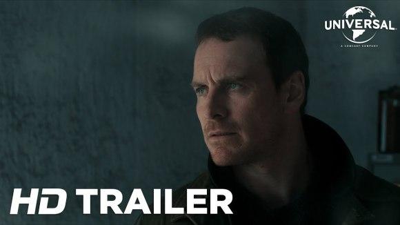 The Snowman - international trailer