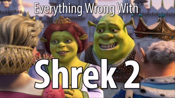 CinemaSins - Everything wrong with shrek 2 in 18 minutes or less