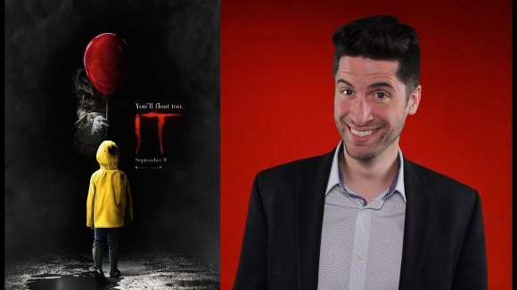 Jeremy Jahns - It - movie review