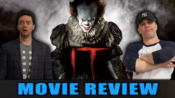 Schmoes Knows - It (2017) movie review