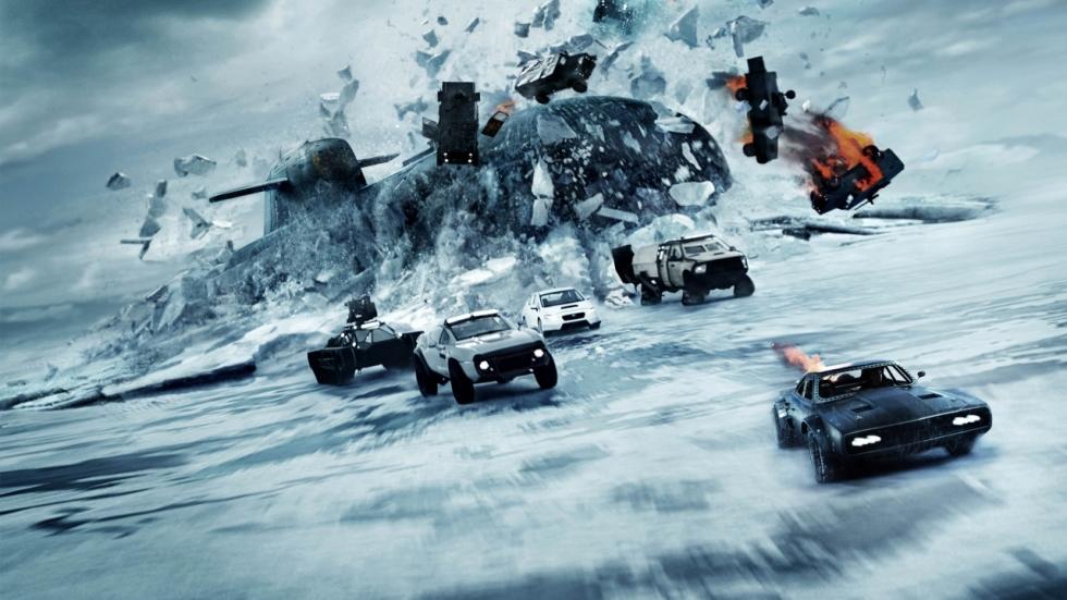 Blu-ray recensie: 'Fast & Furious 8'