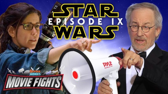 ScreenJunkies - Who should direct star wars: episode 9? - movie fights!
