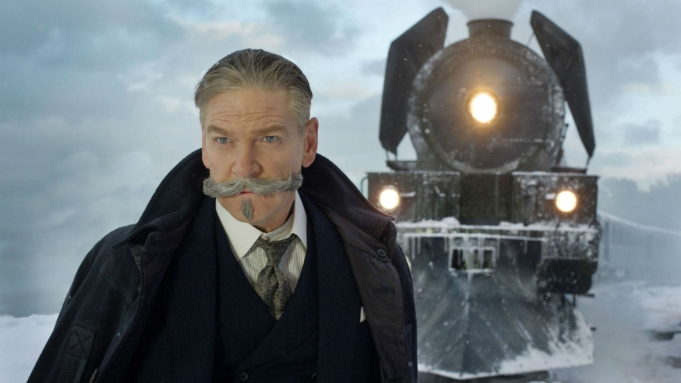 Nieuwe poster 'Murder on the Orient Express'; wie is de killer?