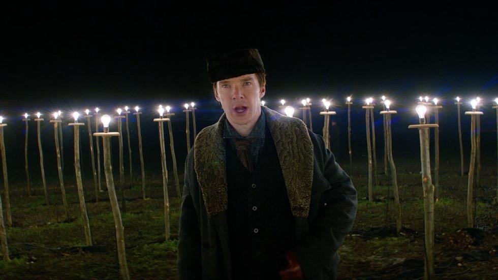 Cumberbatch is Thomas Edison in eerste trailer 'The Current Wars' (aanrader!)