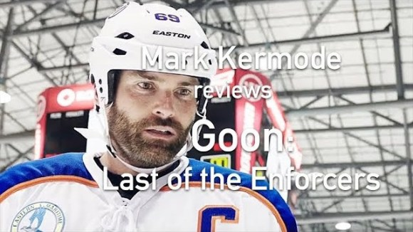Kremode and Mayo - Mark kermode reviews goon: last of the enforcers