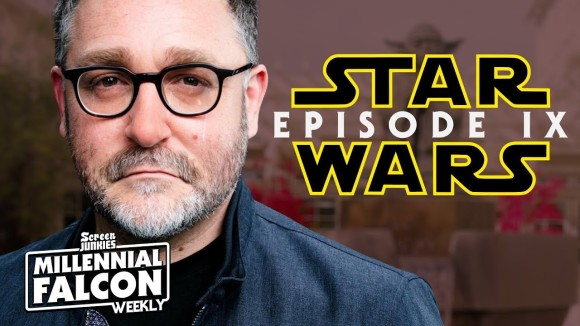 ScreenJunkies - Too many reasons why disney fired star wars: episode 9 director colin trevorrow - millennial falcon